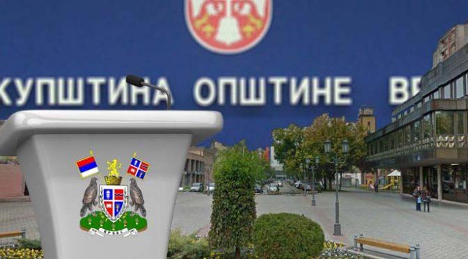 Za idući utorak zakazana treća sednica SO Vrbas