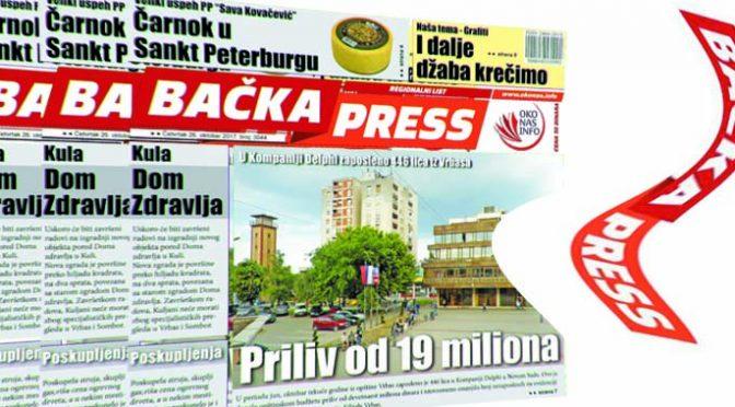Bačka Press, broj 44