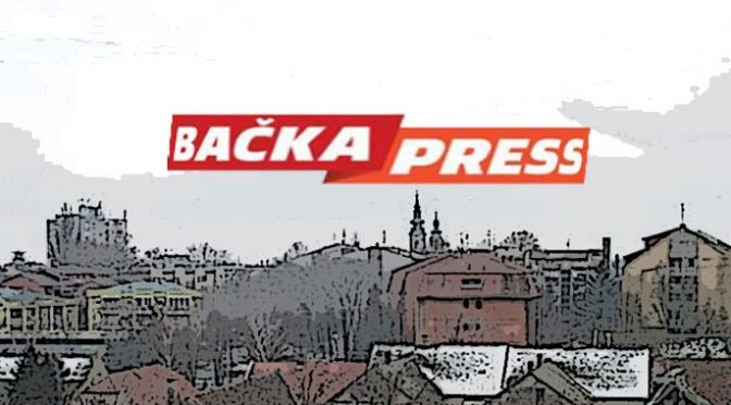Bačka Press na kioscima
