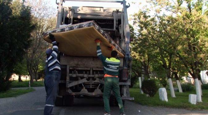 Akcija odnošenja kabastog otpada u subotu u Vrbasu