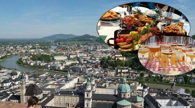 Salzburg grad kulture, ali i grad autentične kulture piva