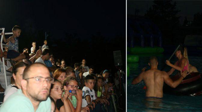 """City Games"" – Igre na vodi i ovog leta održane na bazenima CFK"