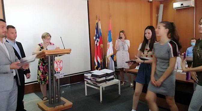 Prijem za nosioce Vukove diplome