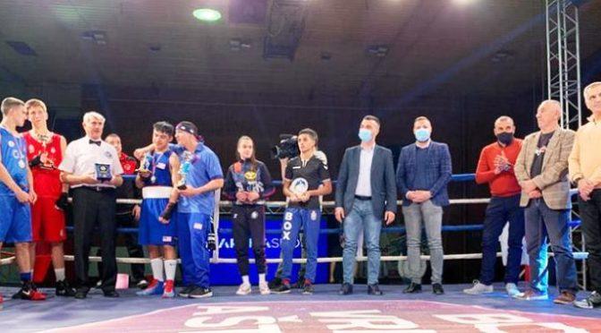 Reprezentacija Srbije pobednik 4. Juniorskog kupa nacija u boksu