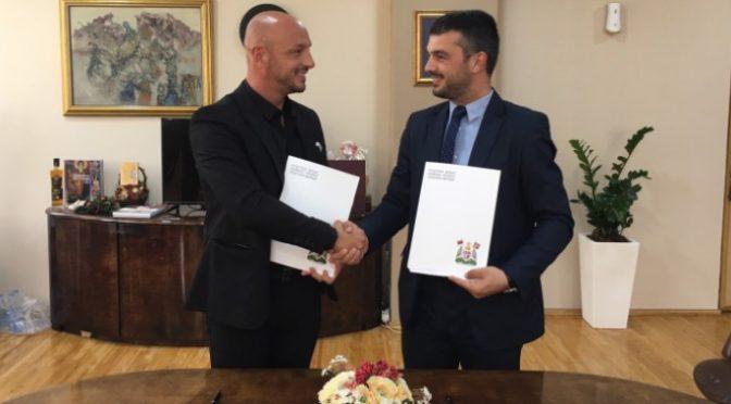 """Opština Vrbas i """"Srbija u ritmu Evrope"""" nastavljaju saradnju"""