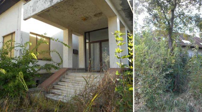 Nekad reprezentativan motel Zodijak u Savinom Selu godinama čami zapušten