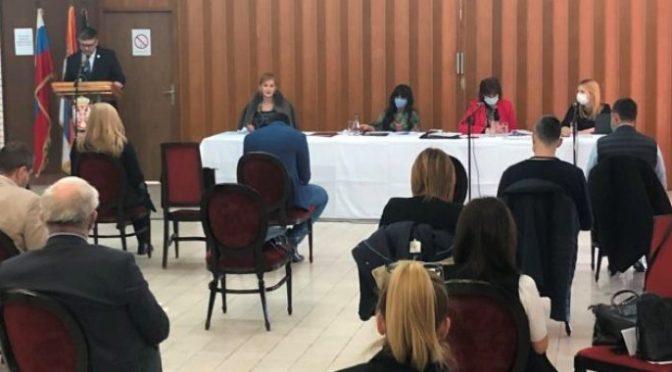 Lokalni parlament u Vrbasu održao svoju šestu sednicu