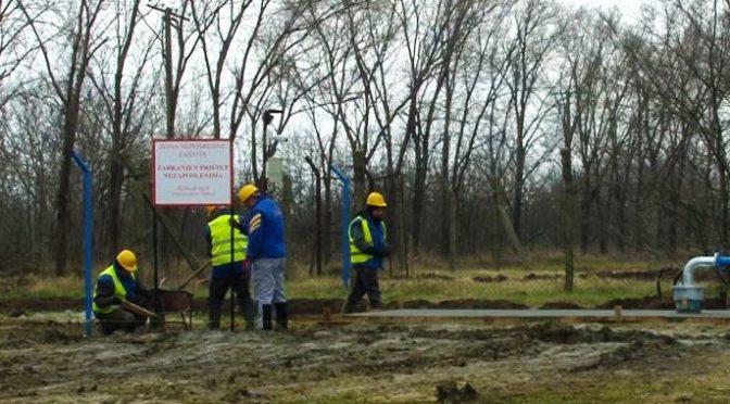 Završeno 95% radova na magistralnom cevovodu Vrbas-Savino Selo