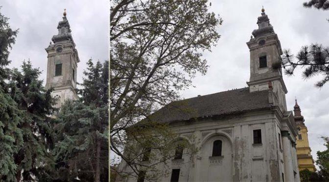 Obezbeđen novac za obnovu Reformatorske crkve u Vrbasu
