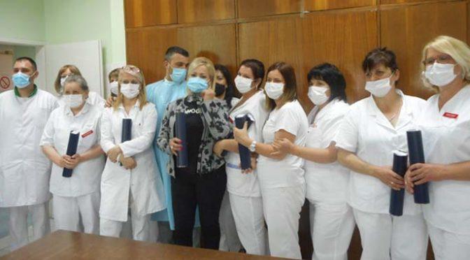 Zahvalnice povodom Svetskog dana medicinskih sestara