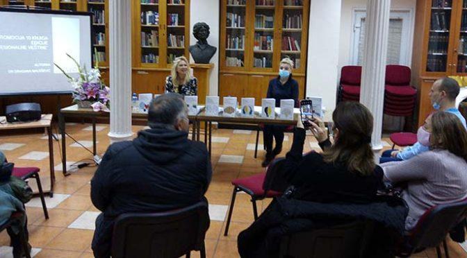 U Vrbasu održano predavanje i promocija knjiga dr Dragane Malešević